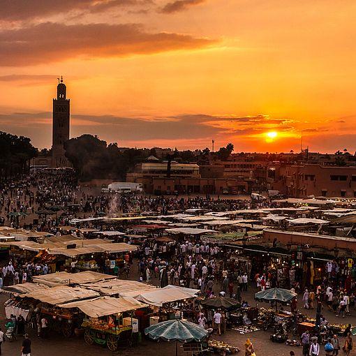 voyage maroc depart montpellier