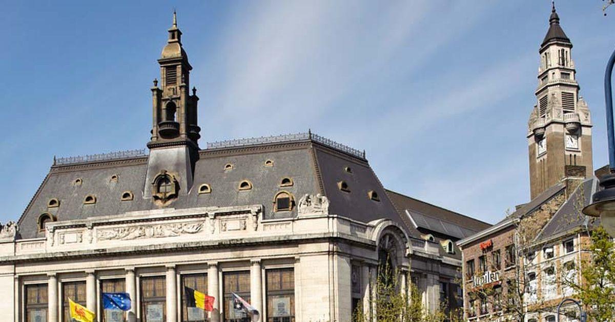 Vols Directs Montpellier Bruxelles Charleroi Belgique Aeroport