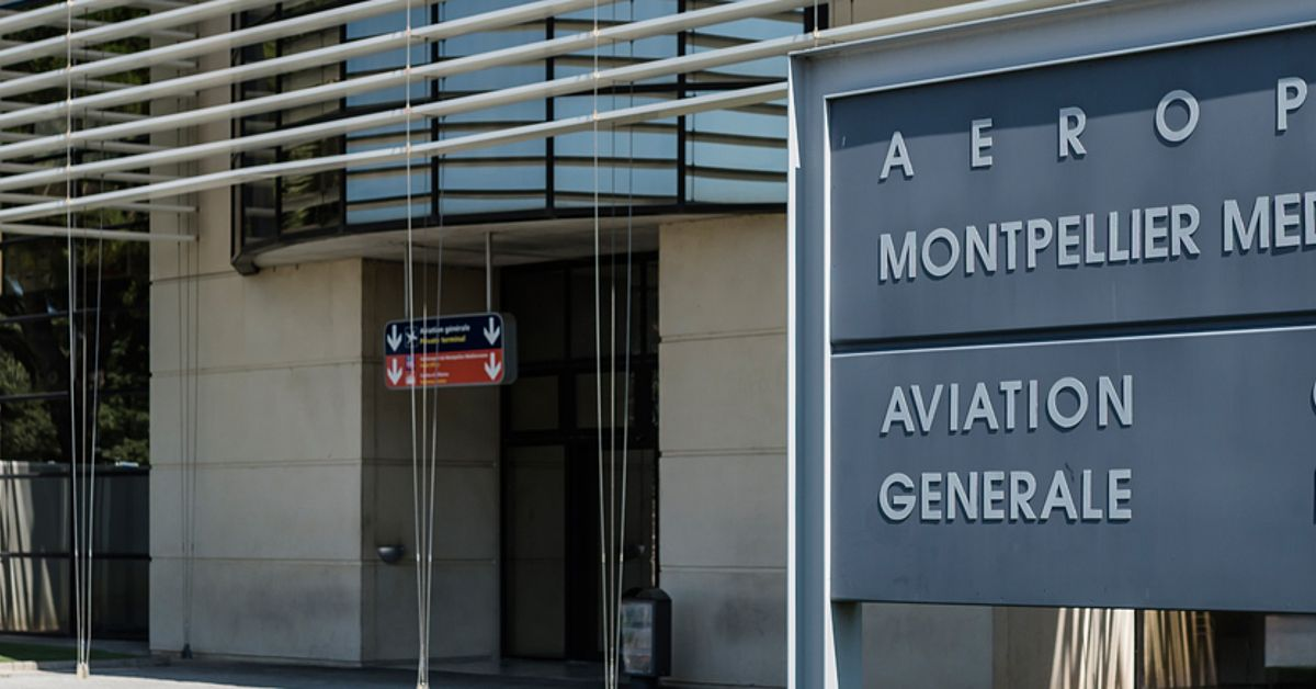Centre d 39 affaires de l 39 a roport de montpellier a roport - Bureau de change montpellier aeroport ...